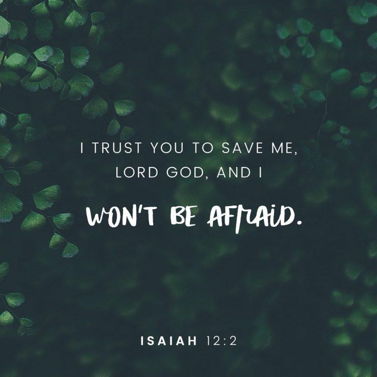 Thankful For Saving Grace