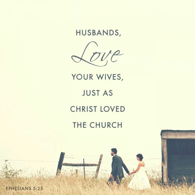 A Christian Husband's Greatest Calling In Marriage