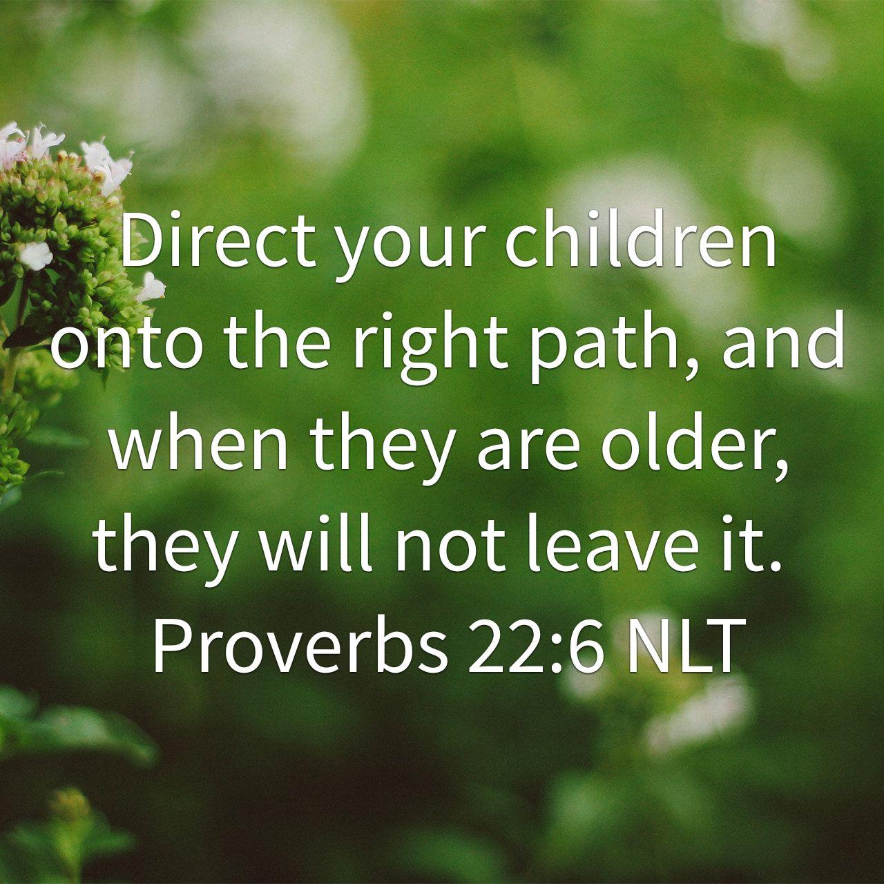 Teaching & Leading My Kids