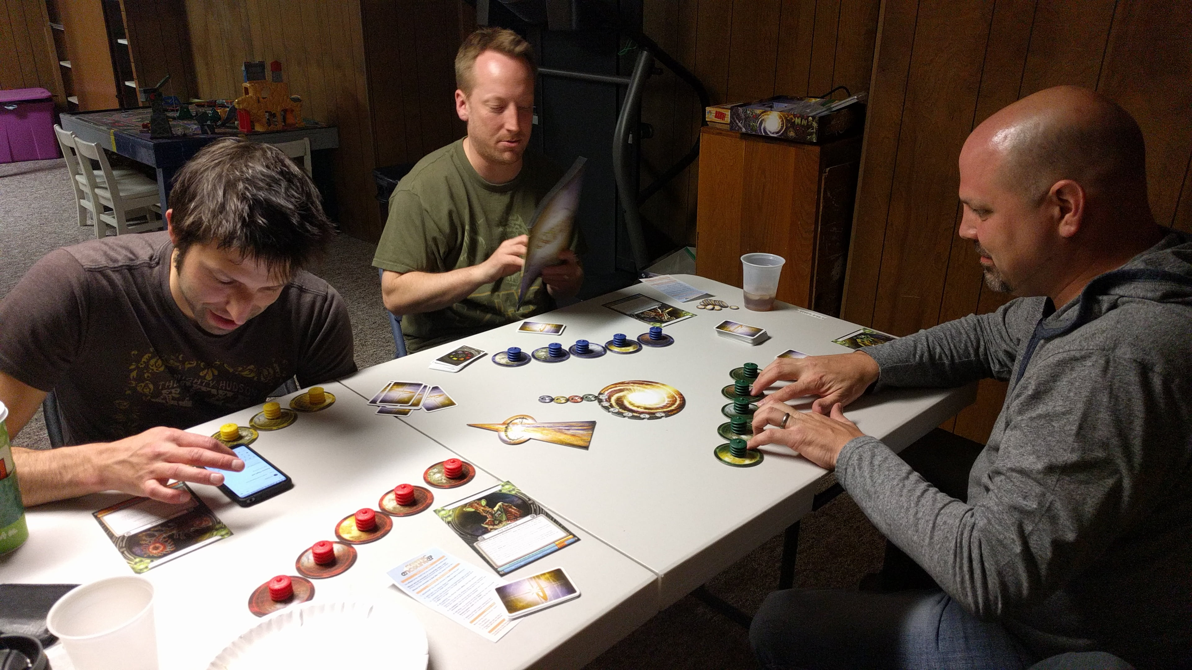 Playing Some Cosmic Encounter