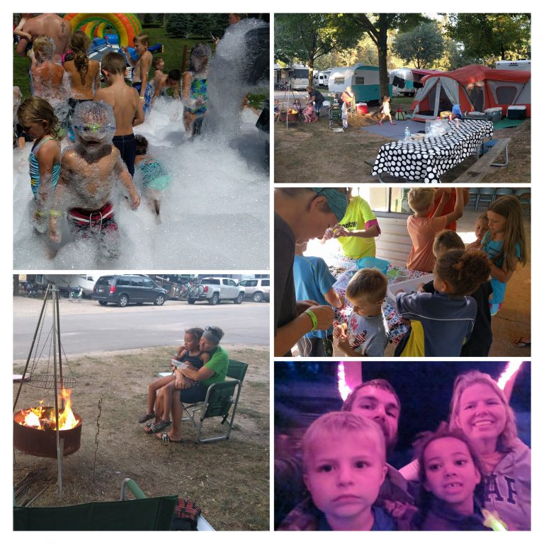Weekend Family Camping Recap