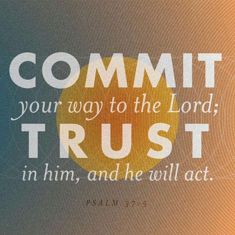 Trusting In God's Promises
