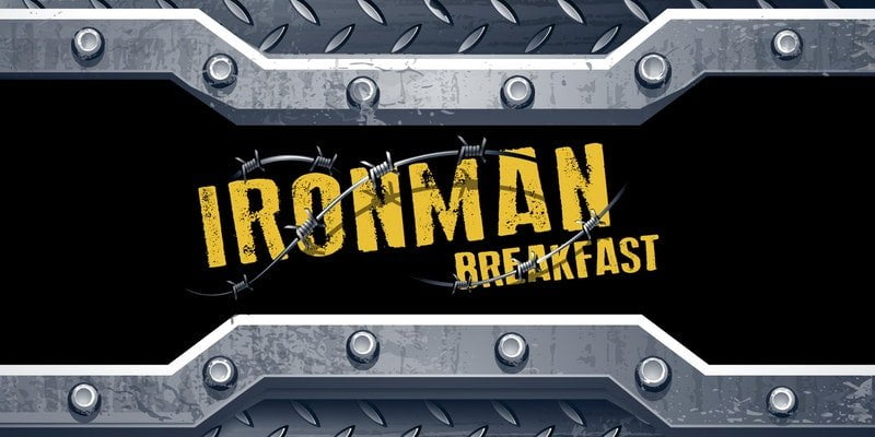 Ironman Breakfast: Finishing Strong – Tim Way