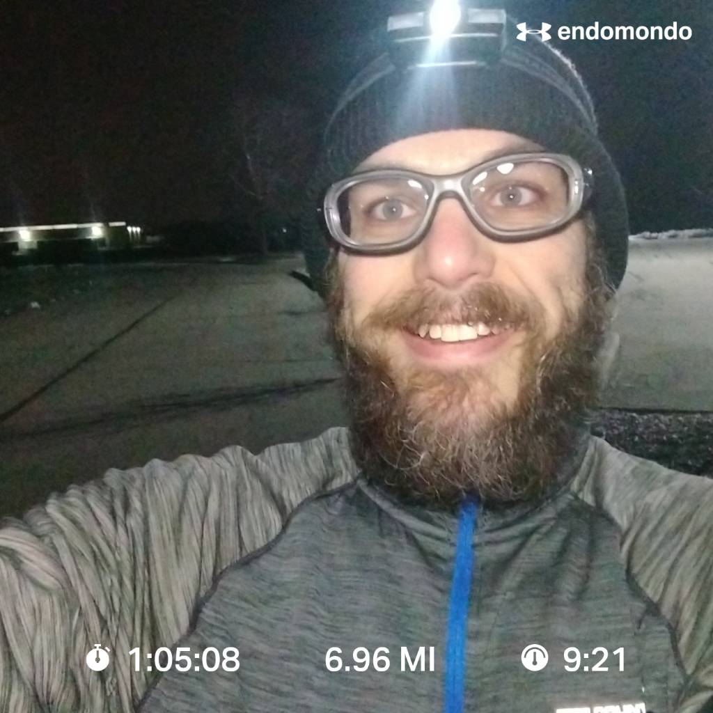 Week 2 of A New Half Marathon Training – Hess Lake