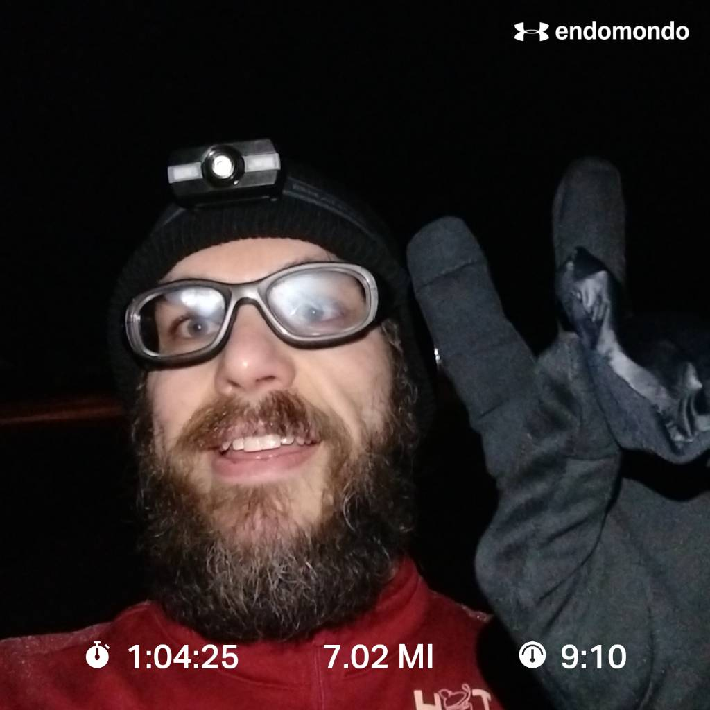 7 Miles A Day Challenge – Day 2