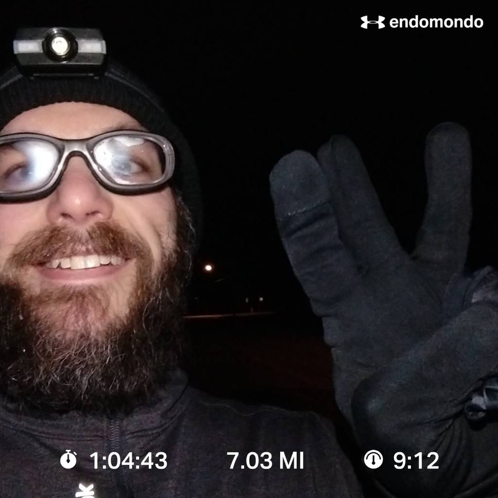 7 Miles A Day Challenge – Day 3