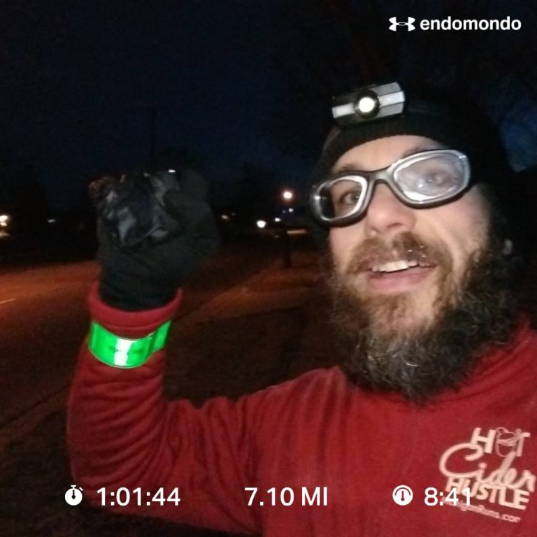 7 Miles A Day For 7 Days – Complete