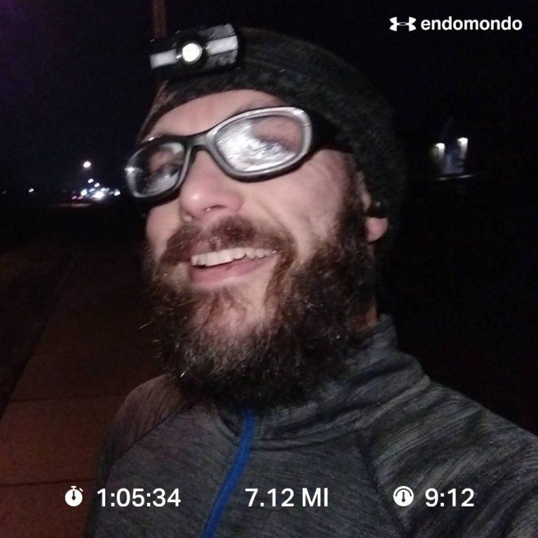 A Wet Spring Run