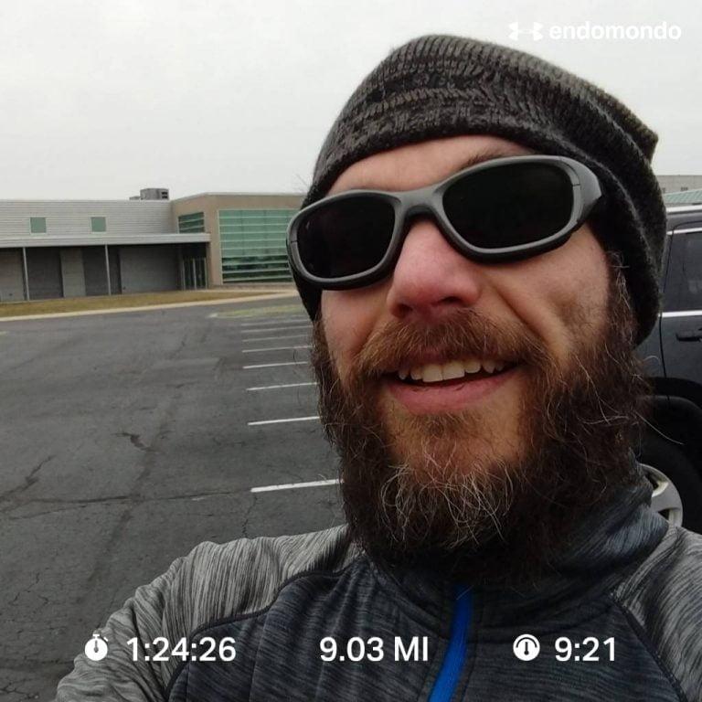 9 Mile HWI Saturday Morning Group Run