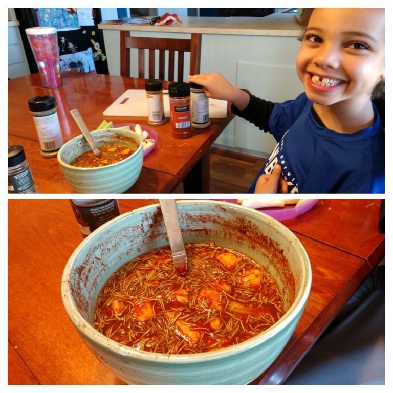 Marissa's Special Soup Recipe For Mom & Dad