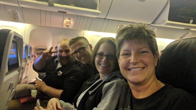 Final Flight Leg and Arriving in Sierra Leone