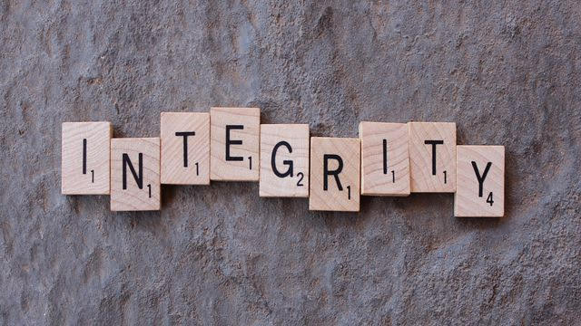 Choosing A Life Of Integrity