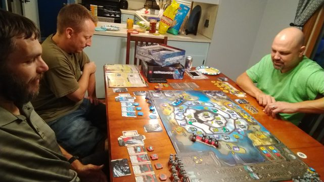 Guys Game Night – Cry Havoc