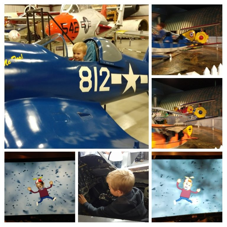 Family Day At The Air Zoo