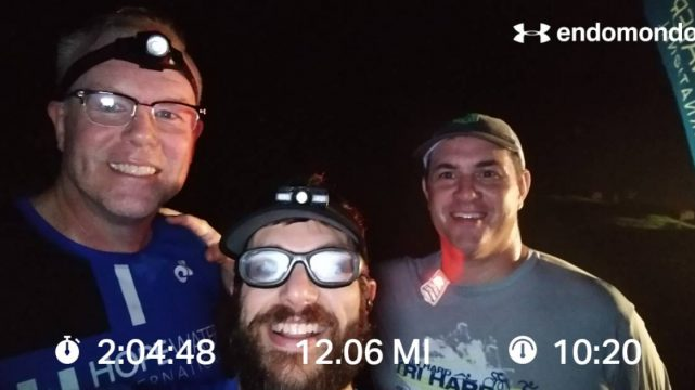 Easy 12 Mile Run, On The Marathon Tapering