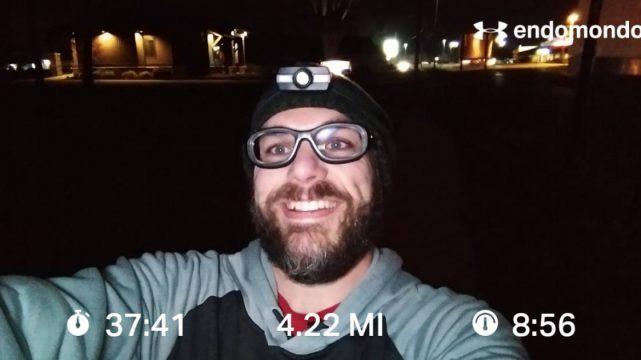 Life Change And Purpose Through Running