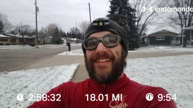 Doing The Long Winter Run