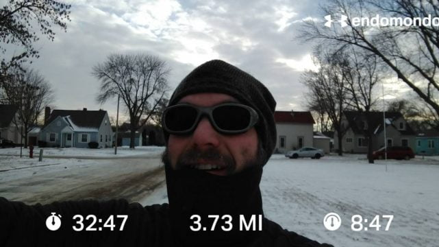 First Hill Training Run Of 2019