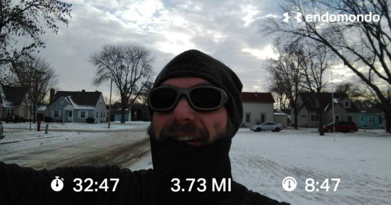 First Hill Training Run Of 2019