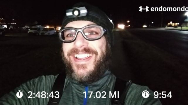 First Long Run Of The New Year