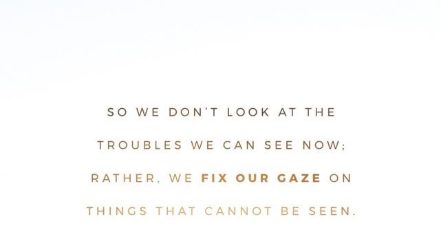Troubles Help Us To Grow