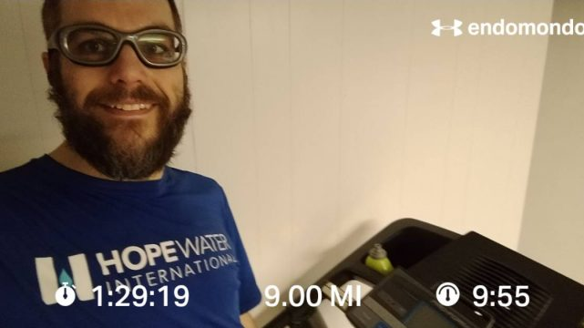 The Treadmill Saturday Long Run