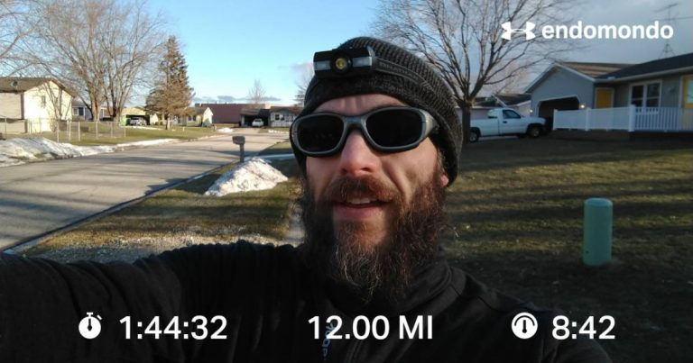Knocking Out The Saturday Morning Long Run – 25K Training
