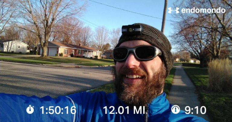 Getting The Saturday Long Run Done