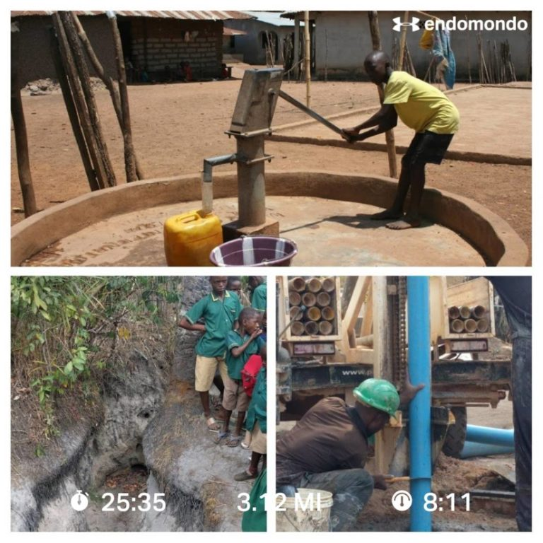 Moving From An Unreliable Water Supply To One They Can Count On