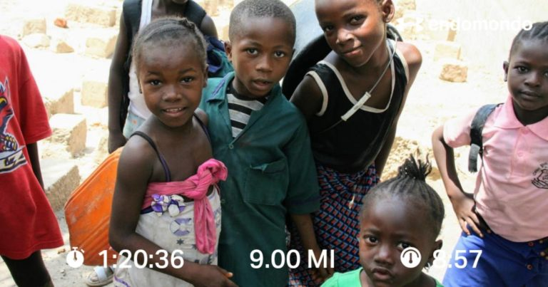 Monday 9 Mile Recovery Run For Clean Water