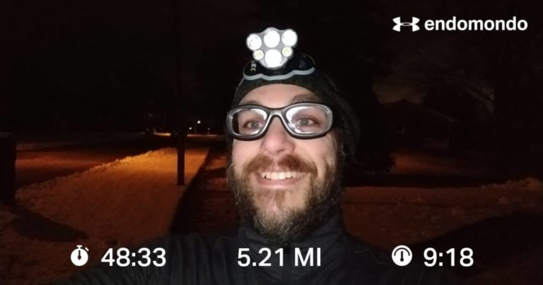 5 Wintery Miles For Clean Water