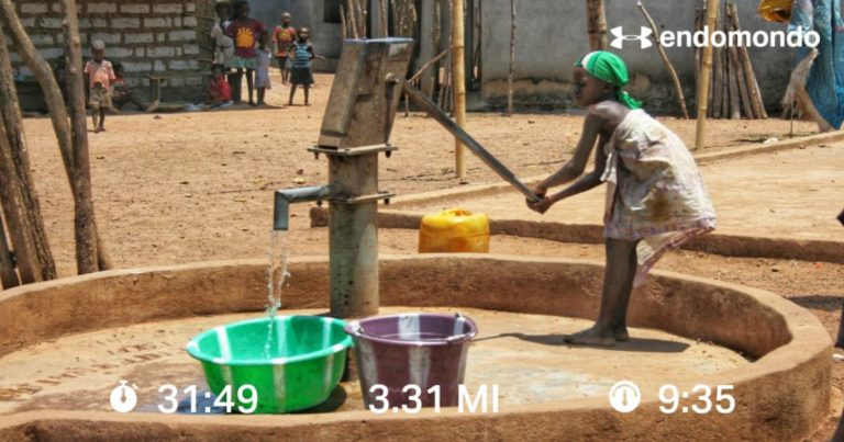 More Miles For Clean Water