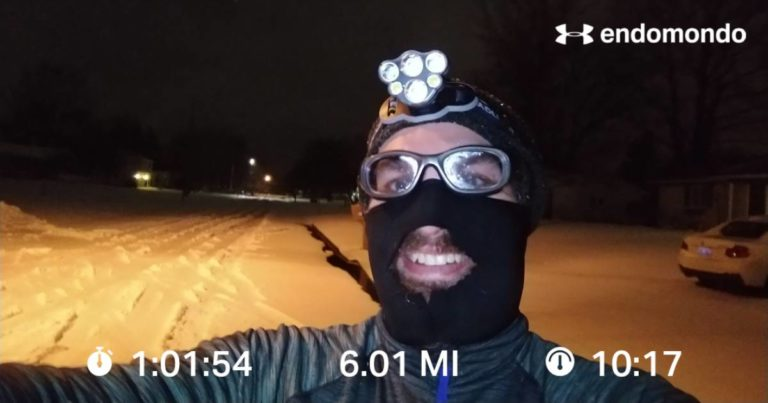 Would You Rather…Run In 90 Degree Heat Or A Foot Of Snow?