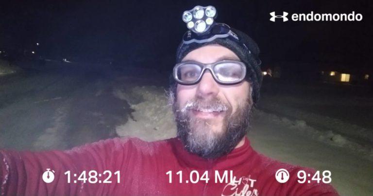 11 Frosty Beard Miles