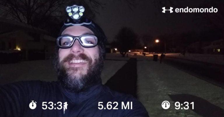 Back At It, Starting The Riverbank Run Training