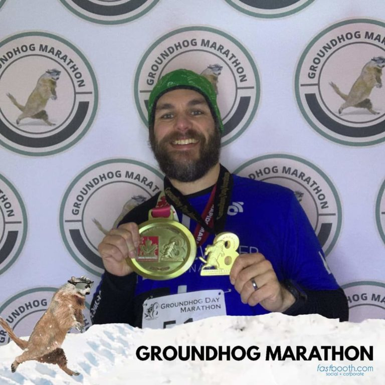 The Groundhog Marathon – Another Marathon In The Books