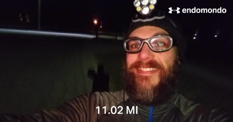 Stepping Up The Long Run Miles
