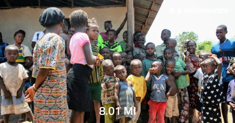 An 8 Mile Tuesday For Clean Water