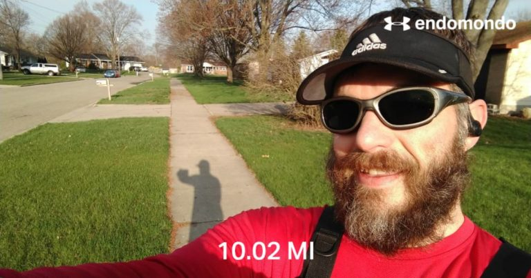 A Nice Sunny Saturday Run