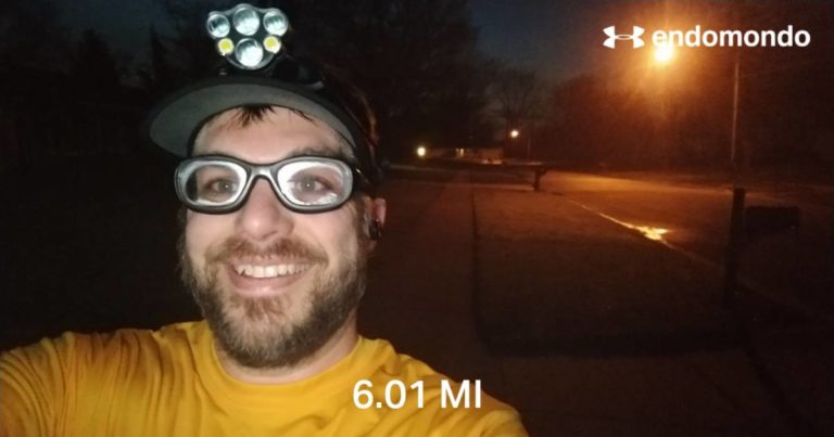 6 Miles For Clean Water And A New Fundraiser For 2020