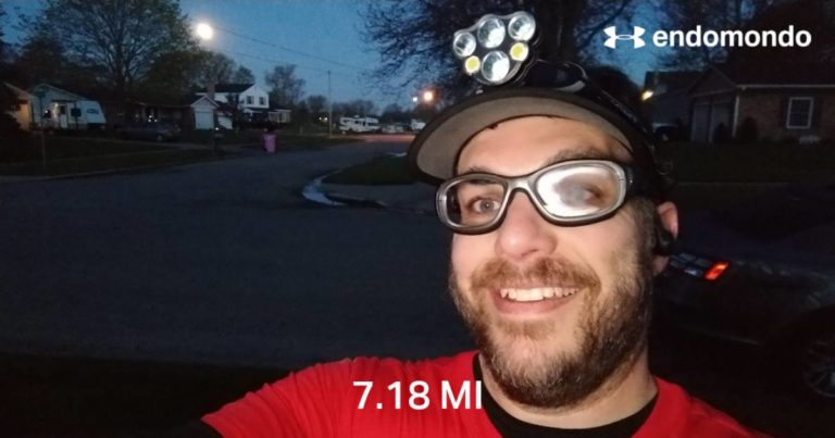 Putting in Some More Miles For Clean Water