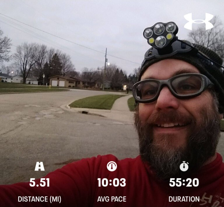 Getting It Done, Another Saturday Long Run
