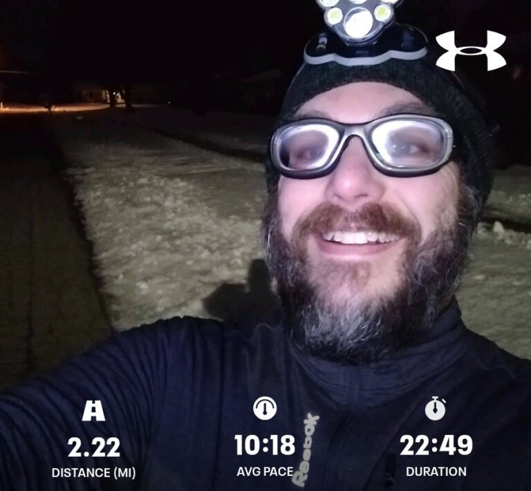 Last Run For 2020, Putting A Tough Season Behind Me