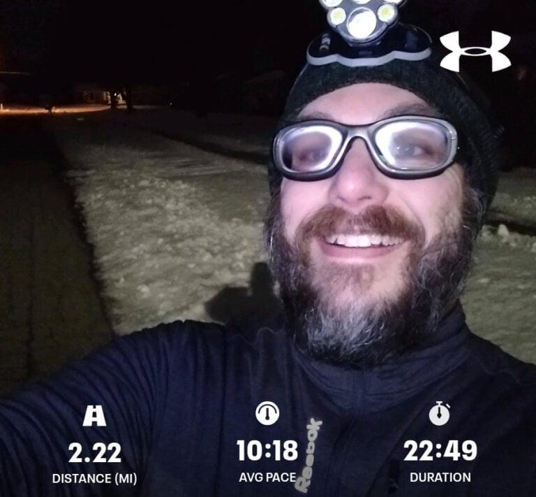 Last Run For 2020, Putting A Tough Season Behind Me