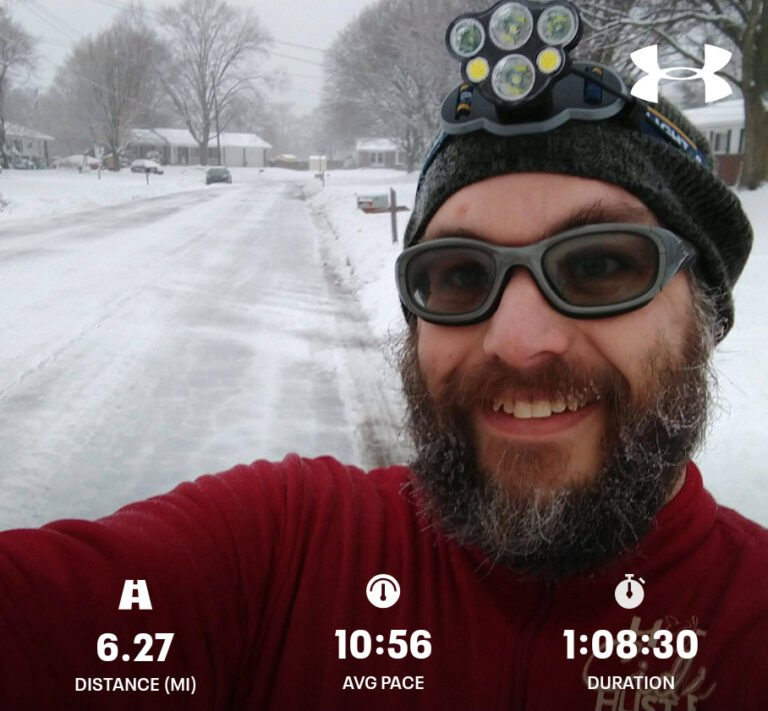 "First ""Long Run"" of 2021"