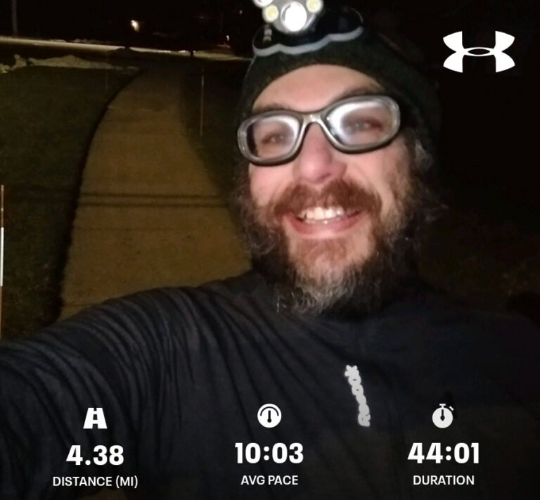 Just Another Tuesday Interval Run, But Still a Time for Reflection