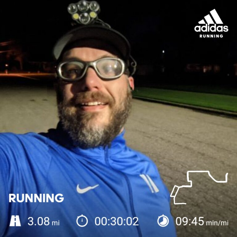 Almost A Tuesday 5K