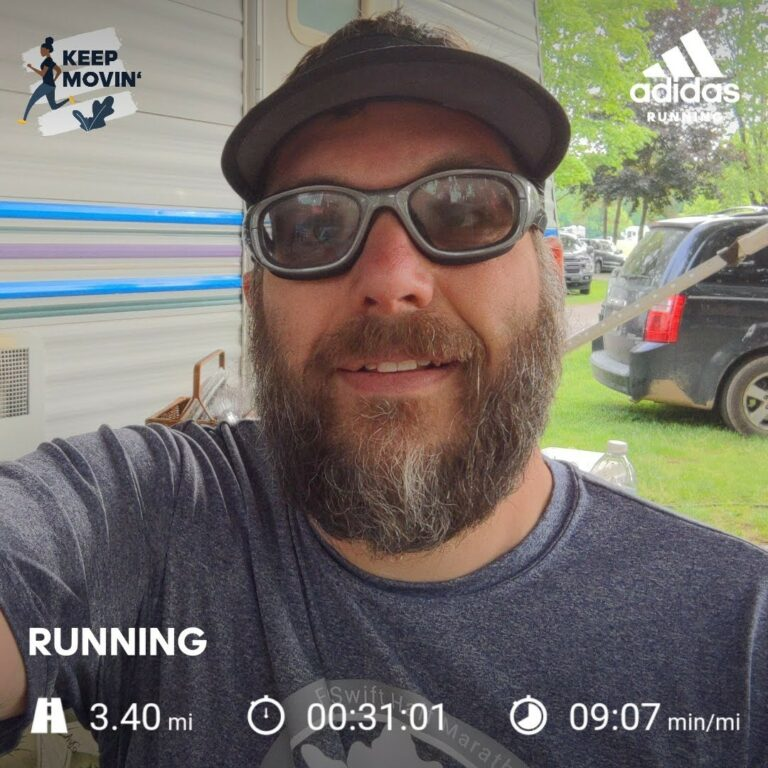 Even When Away, And Things May Be Not Working, You Can Still Run