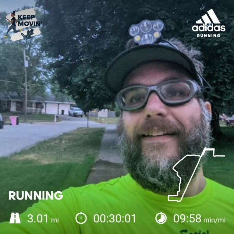 The Blessings of Water on a Hot Summer Run