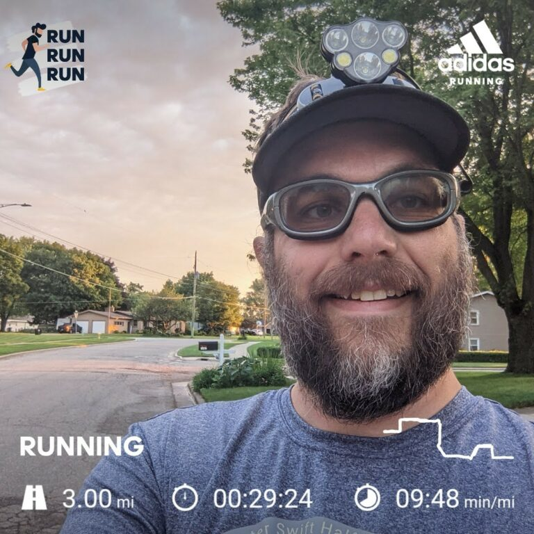 Getting in Another 3 Miles for Clean Water